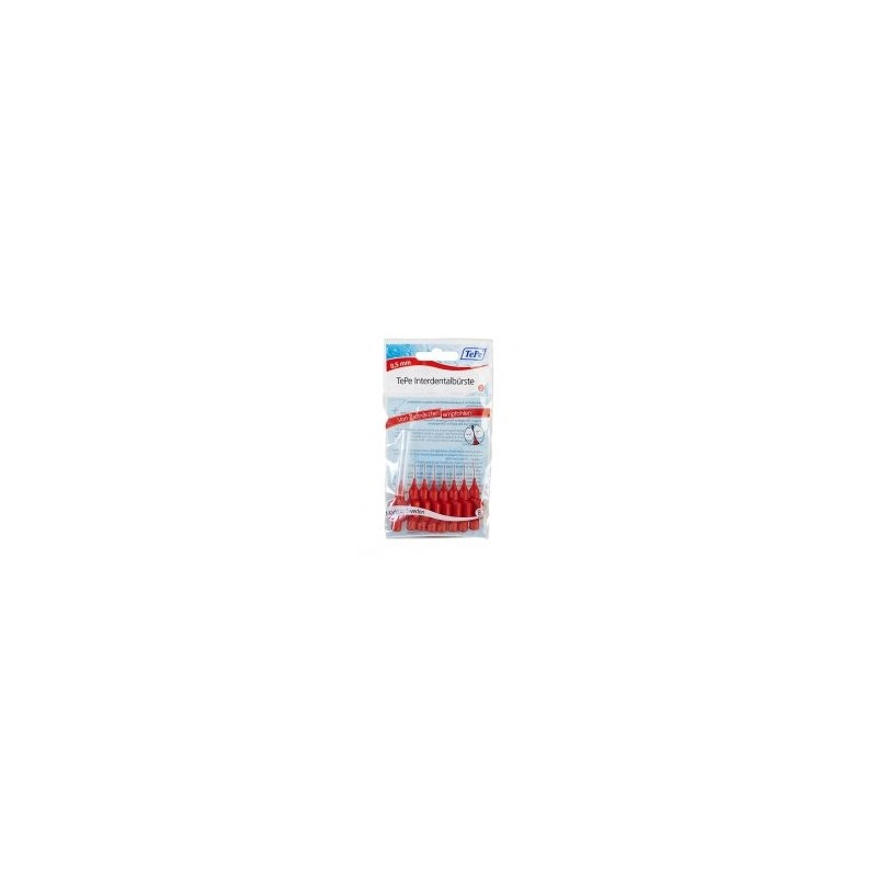 TePe Interdental medzizubné kefky 8ks 0,5mm