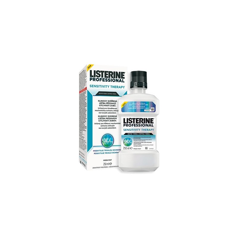 Listerine Professional Sensitivity Therapy, 250ml