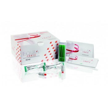 EQUIA Forte Promo Pack (2x50ks + 4ml)