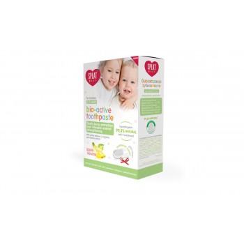 Splat BABY JABLKO-BANÁN prírodná zubná pasta pre batoľatá 0-3 roky, 40ml