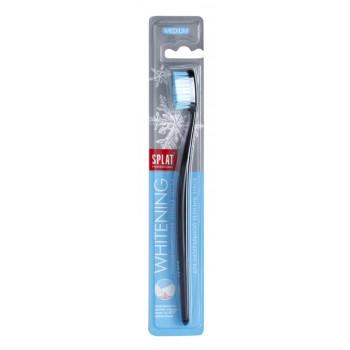 Splat Professional WHITENING zubná kefka, Medium - Modrá