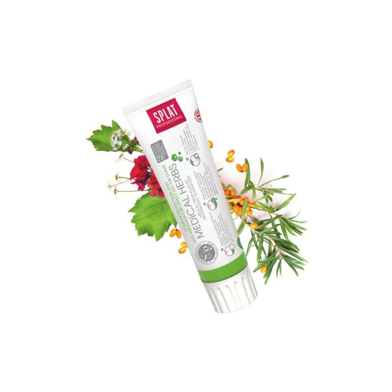 Splat Professional MEDICAL HERBS Zubná pasta, 40ml