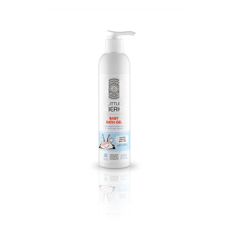 Little Siberica Baby Gél do kúpeľa Cosmos(ICEA) 250ml