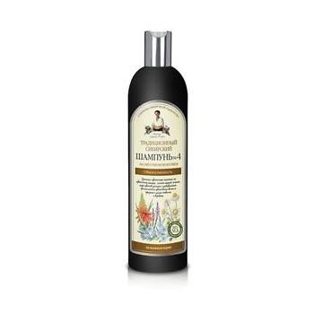 Recepty babičky Agáty šampón objem a lesk Kvetový propolis 550 ml