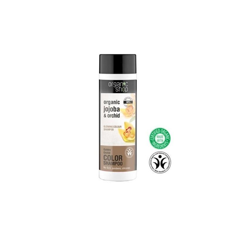Šampón pre zvýraznenie farby Zlatá Orchidea 280ml