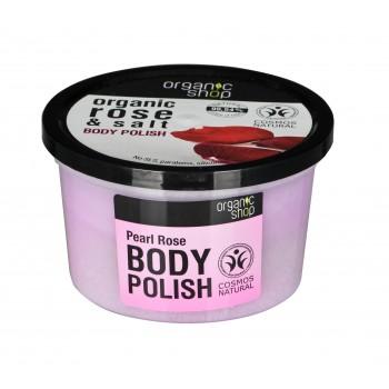 Telový polish Perlová Ruža 250ml