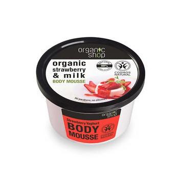 Telová pena Jahodový Jogurt 250ml