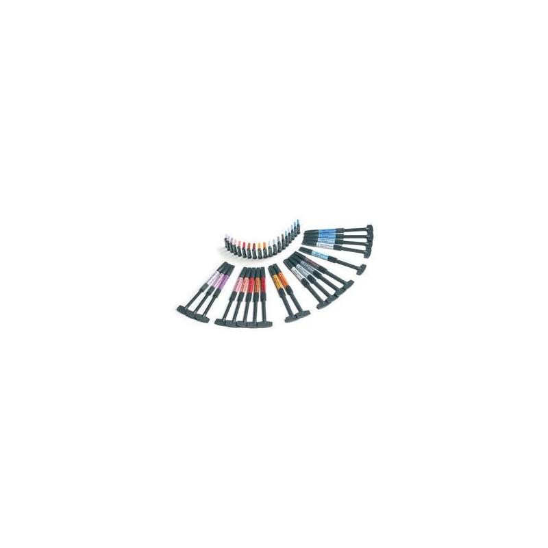 Tetric EvoCeram (Ivoclar Vivadent) - úvodné balenie so striekačkami
