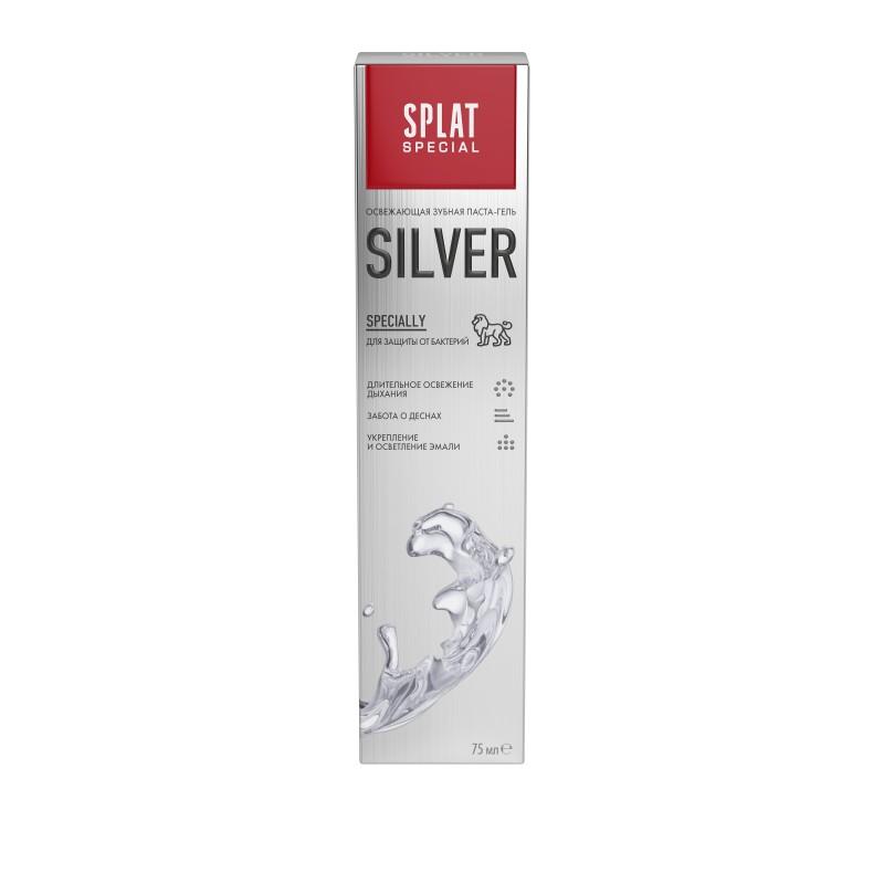 Zubná pasta SPLAT Special SILVER 75ml