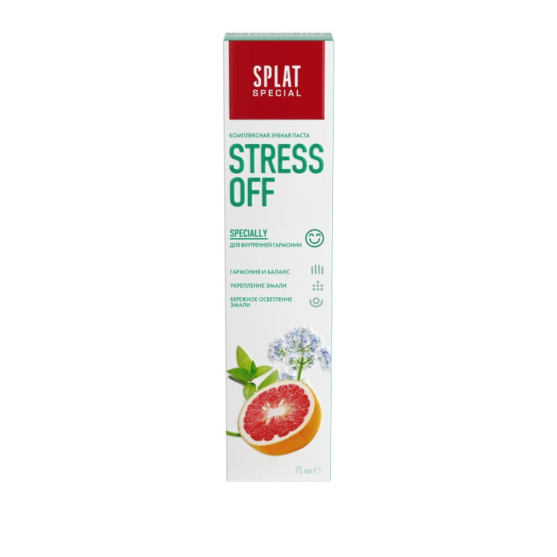 Splat Special STRESS OFF, 75ml