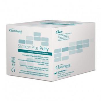 Siloflex Plus Putty 1350g Spofa Dental
