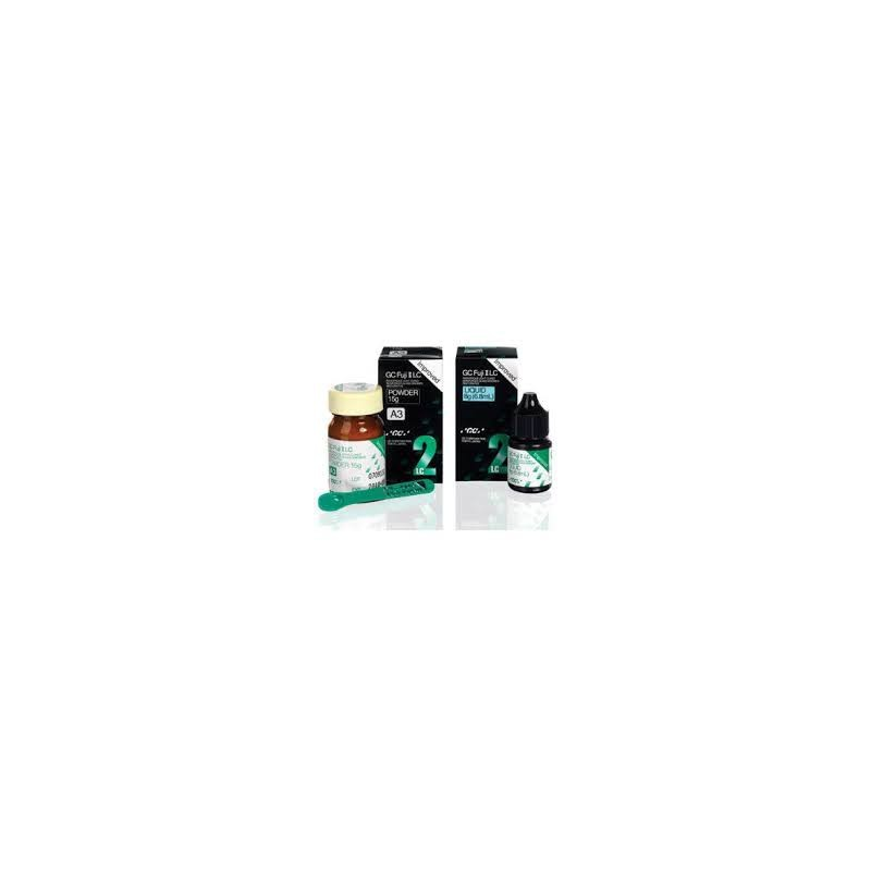 Fuji II LC Improved 3-2 Pack 3 x 15 g + 2 x 6,8 ml