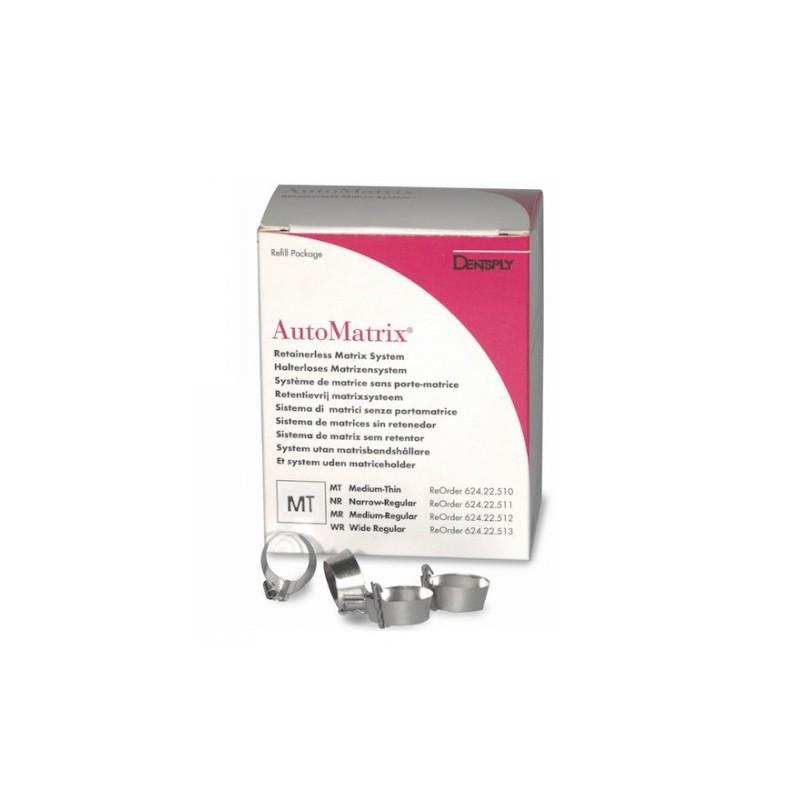 Automatrix doplnkové balenie MT 72ks Dentsply