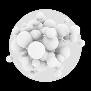 Okrúhle brúsne častice dôkladne čistia, bielia a leštia zubnú sklovinu.